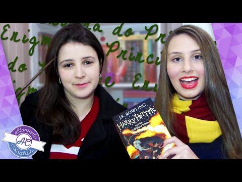 Harry Potter e o Enigma do Príncipe | Projeto Lendo HP #NuvemEmHogwarts