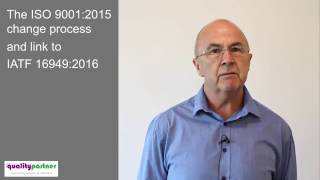 Managing the transition from ISO/TS 16949 to IATF 16949 | Webinar | SoftExpert