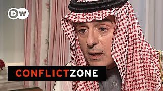 Video: Adel al-Jubeir Menjawab Tuduhan