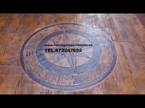 Hormigon Impreso Nava De Sotrobal 672247692 Salamanca