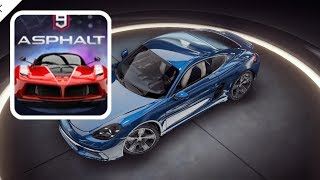 ASPHALT 9 - Gameplay Walkthrough Part 1 - Porsche 718 Cayman - Samsung Galaxy S8 Best Graphics