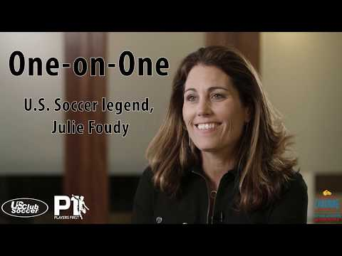 Julie Foudy's advice to clubs, coaches and parents on improving the youth soccer environment