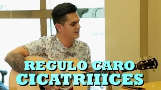 REGULO CARO - CICATRIIICES (Versión Pepe's Office)