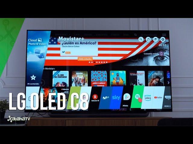 LG OLED C8
