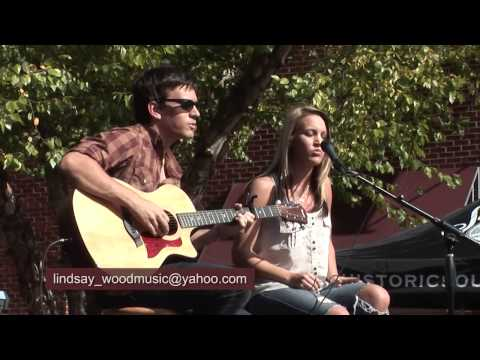 Lindsay Wood - You're Gonna Make Me Lonesome When You Go (Bob Dylan Cover)