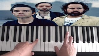 The Killers   Land Of The Free Piano Tutorial