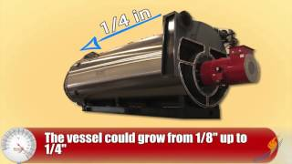 Boiler Vessel Expansion - Boiling Point