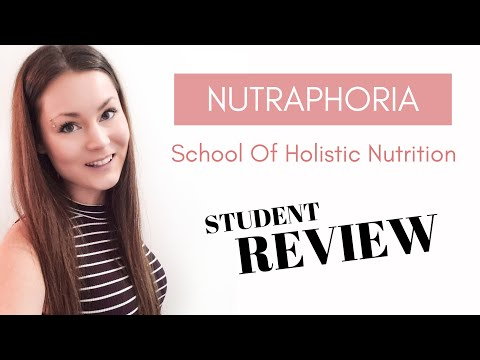 Nutraphoria Student Review | Holistic Nutrition Coach | Holistic ...