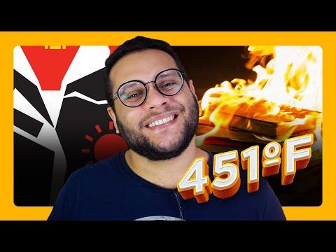 Fahrenheit 451: livro x filme