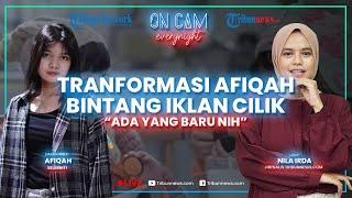 Cerita Transformasi Afiqah si Bintang Iklan Cilik, Dari Member JKT48 hingga Kesibukannya Kini