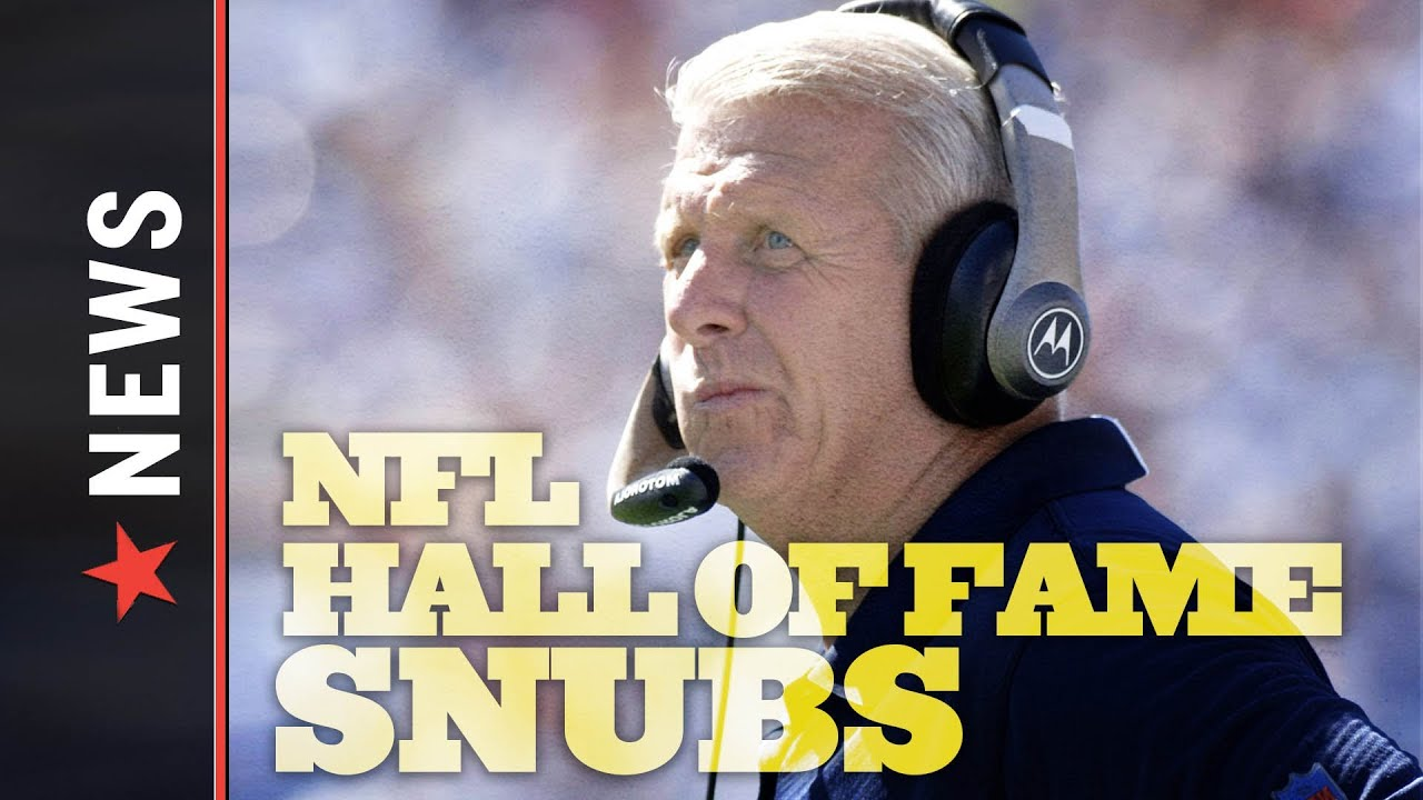 Cris Carter and Bill Parcells Snubbed: NFL Hall of Fame 2012 thumbnail