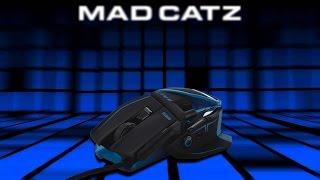 Видео обзор игровых мышек Mad Catz R.A.T. TE и M.M.O. TE