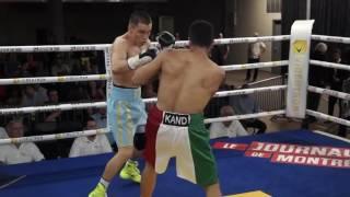 Батыр Жүкембаев vs Noel Mejia Rincon