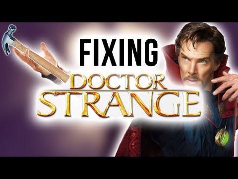 DOCTOR STRANGE: Marvel's Worst Good Movie | Cult Popture Quick Fixes