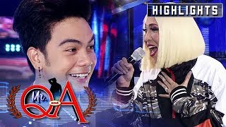 Vice asks BidaMan Eris about his talent fee | It's Showtime Mr. Q and A