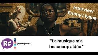 Eurovision, Zazie, Slimane : Interview Emmy Liyana