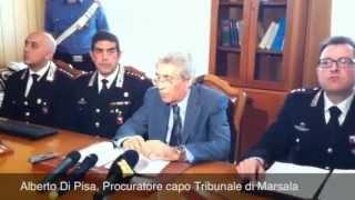 preview picture of video 'Arrestato per corruzione il Sindaco di Pantelleria, Alberto Di Marzo'