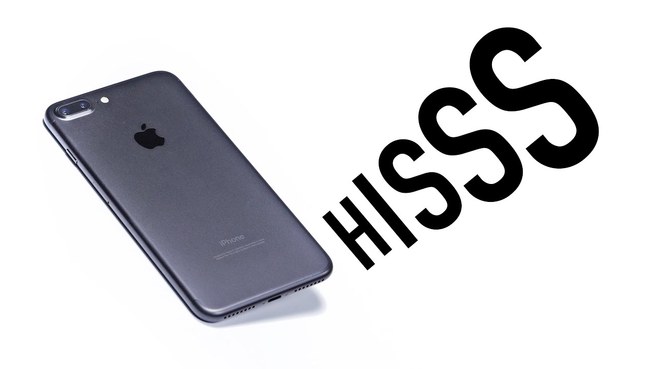 iPhone 7 Plus - Is There A Hissing Problem? thumbnail