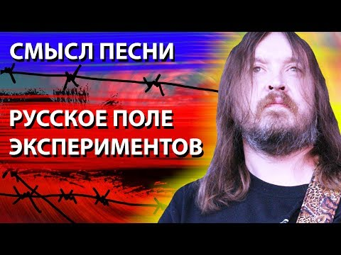 РУССКОЕ ПОЛЕ ЭКСПЕРИМЕНТОВ - ЕГОР ЛЕТОВ. СМЫСЛ ПЕСНИ.