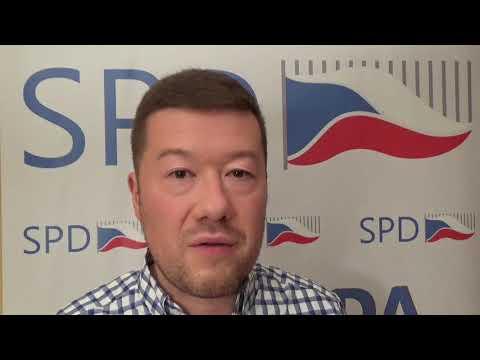 Tomio Okamura: NE českým bojovým misím
