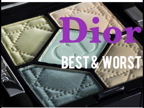 Best and Worst of Dior cosmetics | amymirandamakeup