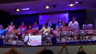 Tablaniketan Annual Performance Adult Batch 2018 - Part 2