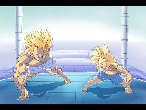 Training Motivation - Anime