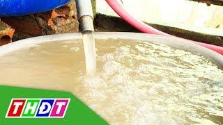 Nông dân mỏi mòn chờ nước sạch | THDT