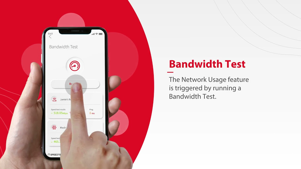 Nex-Tech Wi-Fi Manager - View Network Usage with the App
