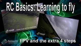 RC Basics: Learning to fly FPV