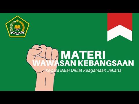Wasbang Kepala Balai Pendidikan dan Pelatihan Keagamaan Jakarta