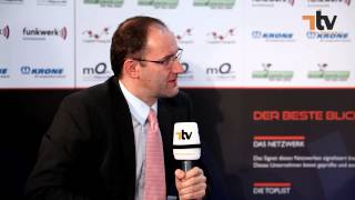 TOP managers comment on data security - LogiMat 2013