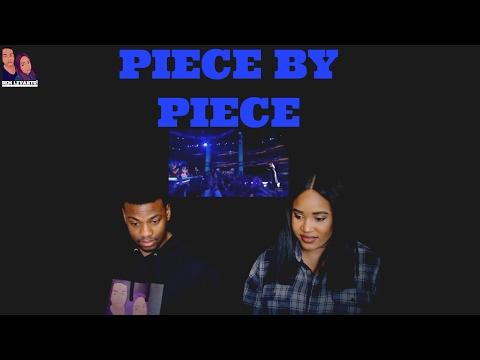 Kelly Clarkson - Piece By Piece (American Idol The Farewell Season) REACTION