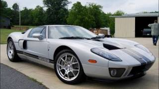 Ford GT 2003 - 2006