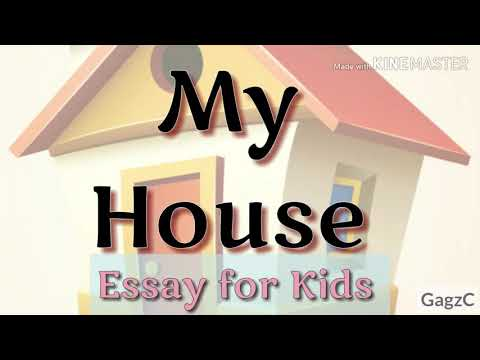 download essay on my house for kids  lines essay on my