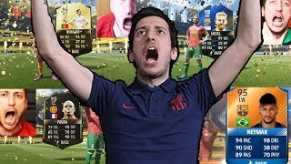 TOP 10 SCULATE ILVOSTROCARODEXTER PACK OPENING FIFA 17 (RONALDO, MESSI, TOTY, TOTS, OTW, MOTM,)