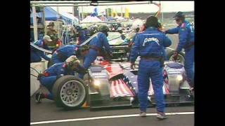 preview picture of video '2002 Washington, D.C. Race Broadcast - ALMS - Tequila Patron - Racing - Sports Cars'