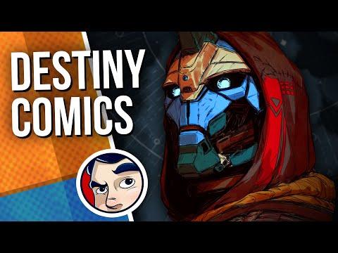 Destiny Comics (Osiris, Cayde 6, Saint 14) - Complete Story | Comicstorian