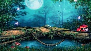 Beautiful Japanese Music - Glow of the Moon - YouTube