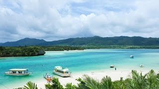 do you know ? top 8   Most Beautiful Beaches in  JAPAN
