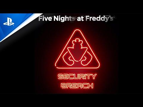 Teaser Trailer de Five Nights at Freddy's: Security Breach