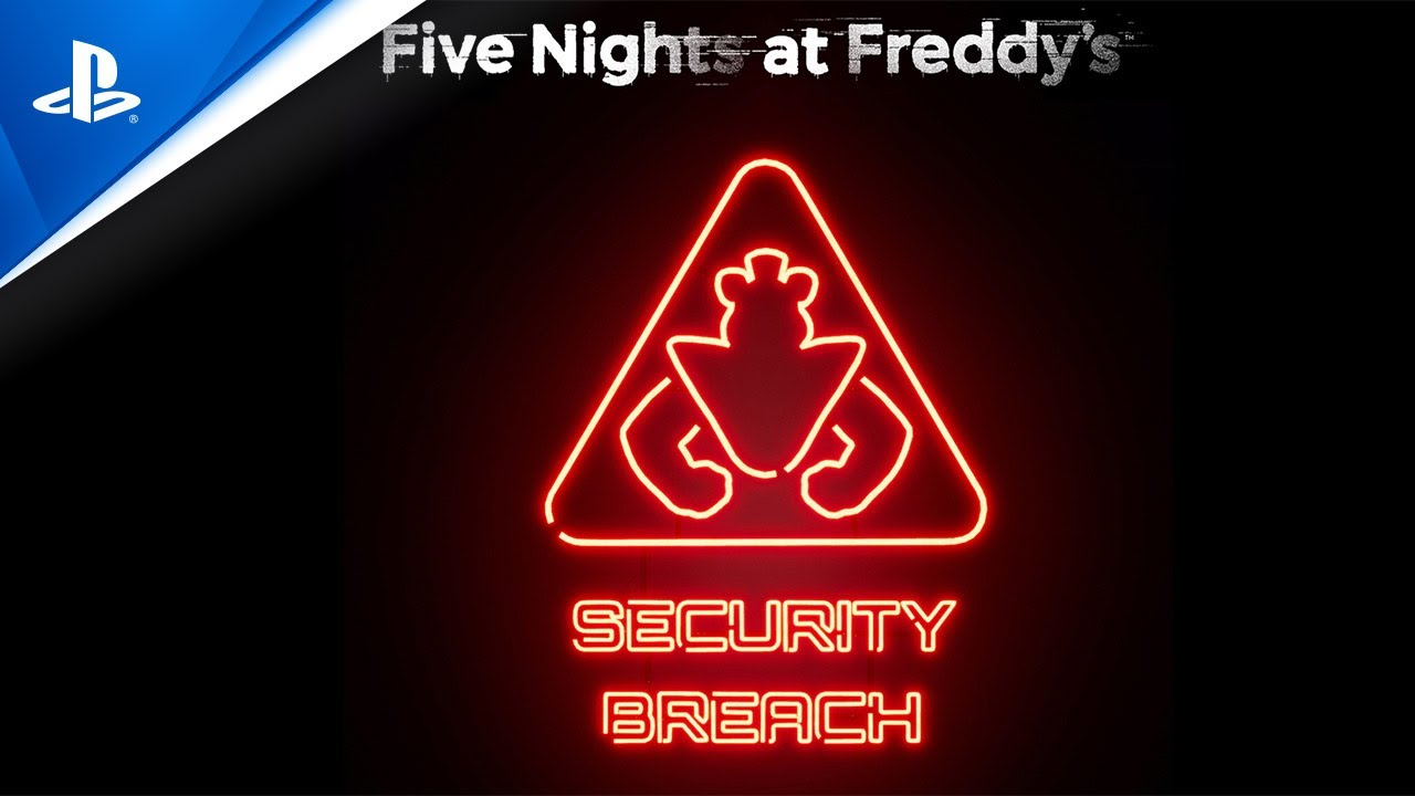 Five Nights at Freddy's: Security Breach revealed for PS5