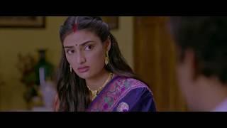 Motichoor Chaknachoor Scenes Athiya S Realisation With Bgm Theme Music