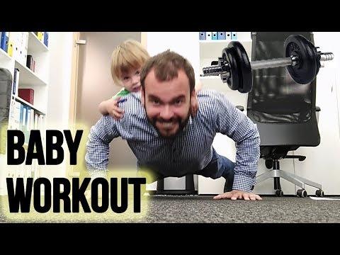 BABY WORKOUT - NEW TRAINING METHOD!