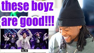 First Time Reacting to THE BOYZ(더보이즈) _ No Air MV | Reaction!!!
