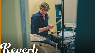 How Patrick Carney Gets His Drum Sound | Reverb Interview