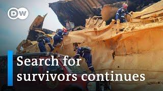 Beirut port destruction threatens Lebanon's food supply   DW News