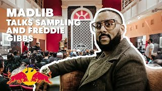 Madlib Lecture (New York 2016)   Red Bull Music Academy
