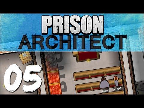 Prison Architect - Молитесь на здоровье! - Часть #5