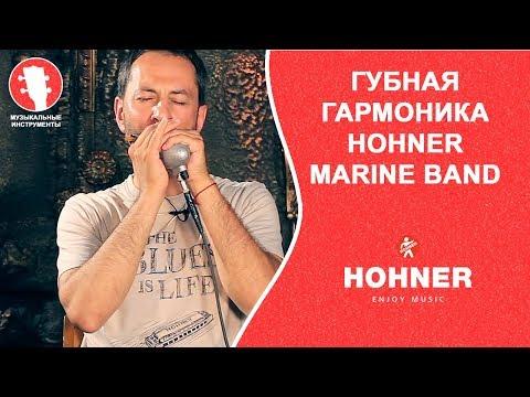 Видео обзор губной гармоники HOHNER Marine Band 1896